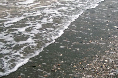 Sea levels are rising faster than the IPCC's best estimate