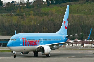 Aeroplane. Credit: Tui Travel