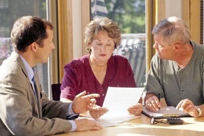 OFT advises customers to take time to make decisions, despite sales pressure (photograph: Edward J Block/Dreamstime.com)