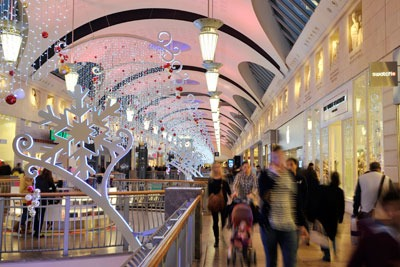 Bluewater shopping centre aims to halve its £1.4m annual energy bill