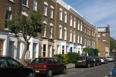 A contaminated land capital grant funded remediation of 17 gardens in Ascham Street, Camden
