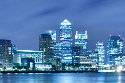 London is well placed as a global centre for low-carbon investment (photograph: JanisLacis/Dreamstime.com)