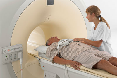Energy-efficient MRI scanners are among 16 new healthcare products launched by Philips to reduce environmental impacts (photograph courtesy of Philips)