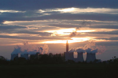 Air pollution from coal-fired power stations may be responsible for up to €43bn in health costs (photograph: Paul Glazzard, CC by SA 2.0)