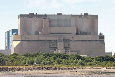 Hinkley Point's new building is approved (photograph: EDF Energy)