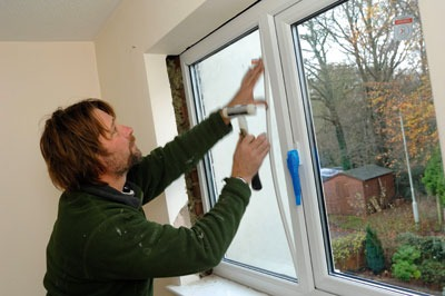 Lower VAT on energy-saving products such as double-glazing will end if the UK loses legal battle with the European Commission (photograph: Paul Glendell/Alamy)