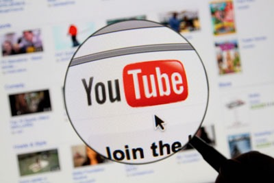 YouTube under the microscope (photograph: Eric Carr/Alamy)