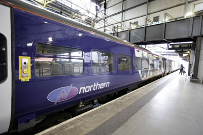 ISO's energy standard helped Northern Rail improve fuel efficiency (photograph: Northern Rail)