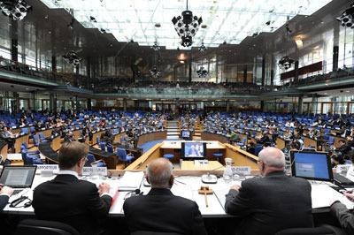 Bonn climate talks (credit: UNFCCC)