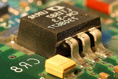 Computer chip (credit: Jon Sullivan)