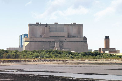 Hinkley Point B. Credit: EDF Energy