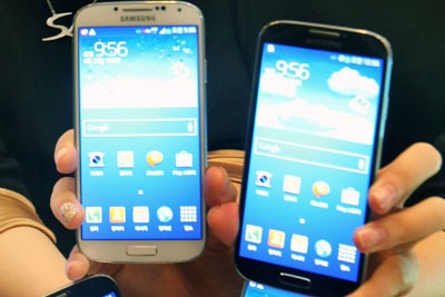 Samsung S4. Credit: Samsungtomorrow