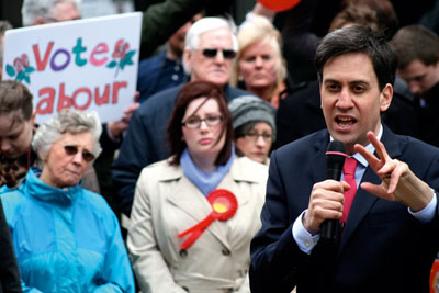 Ed Miliband: 'The potential for a green industrial revolution is huge'