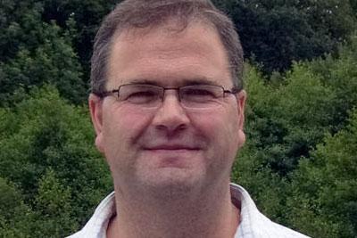 John Huckle, ecological technical director