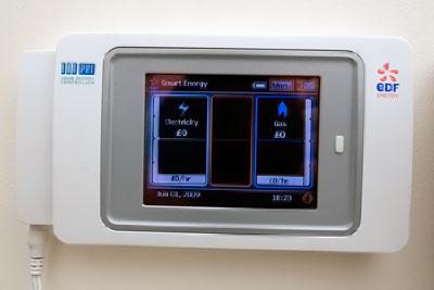 EDF smart meter