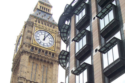 Big Ben and Houses of Parliament (credit: UK Parliament)