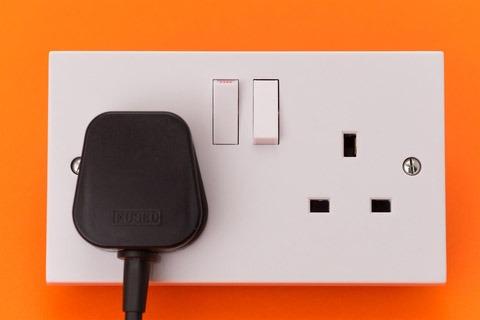 Power socket (credit: Ershamstar/Dreamstime.com)