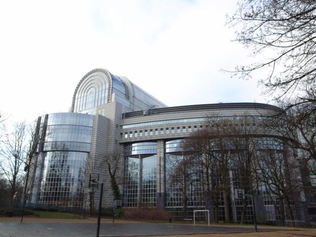 EU Parliament. Credit: Nicolas Nova