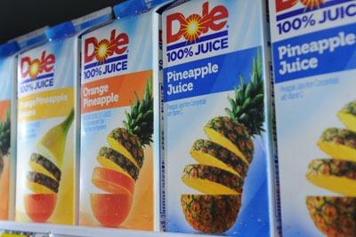 Fruit juice. Credit: Pepsi Co