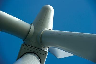 Wind Turbine. Credit: London Array