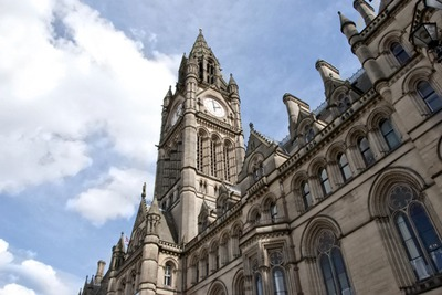 Manchester town hall: many mandatory reporting requirements for councils may be eroded by Deregulation Bill proposals (photograph: Dreamstime.com)