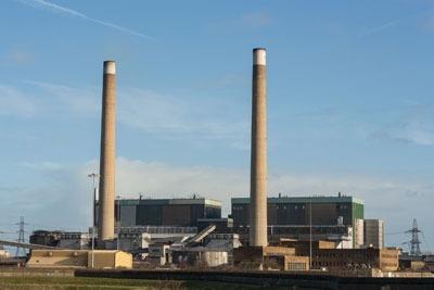 Tilbury power station. Credit: Smudgerone/Dreamstime.com