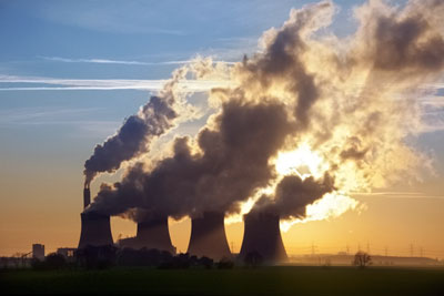 Power plant (photograph: Steve Allen/Dreamstime.com)