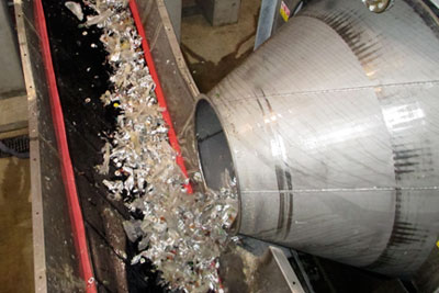 The new drinks carton recycling facility in Halifax will process up to 25,000 tonnes a year