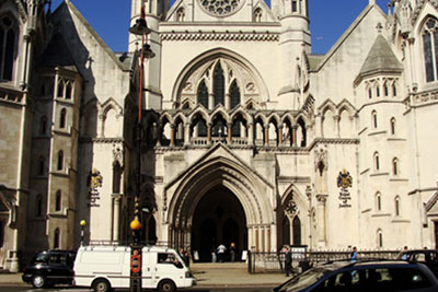 The Ministry of Justice plans to narrow the scope of who is eligible to take out a judicial review in England and Wales (credit: Ben Sutherland)