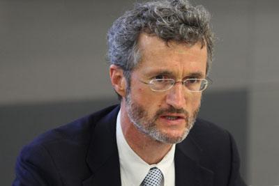 Georg Kell, executive director of UN Global Compact. Credit: UN Global Compact
