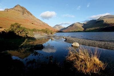 Wast water, Cumbria. Credit: Woolfenden, dreamstime.com