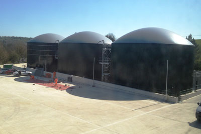 malaby Biogas plant. Credit: Malaby Biogas
