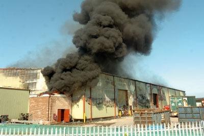 Scotgen's Dargavel incinerator. Credit: Mcewan-Dumfries