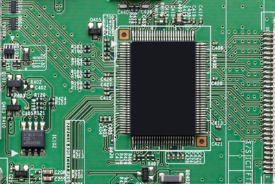 Computer circuit board. Credit: Reshoot, Dreamstime.com