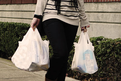 Plastic bags. Credit PlasRecycle