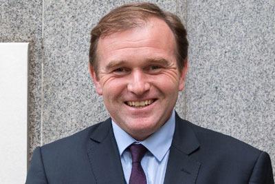 DEFRA's new Under Secretary of State George Eustice. Credit: DEFRAGovUK