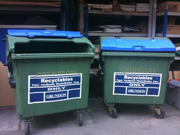 The UK could benefit from higher quality recyclate