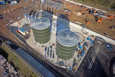 Tamar Energy's Halstead AD plant