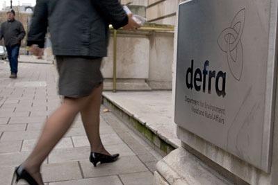 DEFRA office in London. Credit: Chris Batson/Alamy