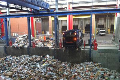 Recycling. Credit: Isabella Kaminski