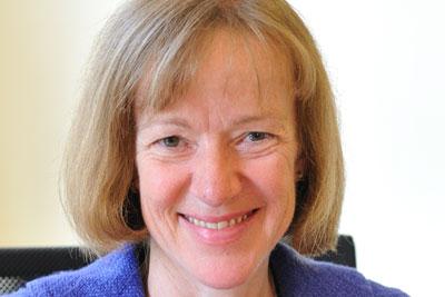 Liz Goodwin, chief executive of WRAP