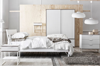 Three quarters of Ikea's cotton is sustainably sourced. Credit: Ikea