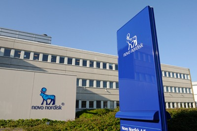 Novo Nordisk has estimates that its supply chain cost the environment €223m in 2011