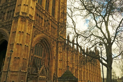 Houses of Parliament. Credit: Tom Bream07/ CC BY SA 2.0