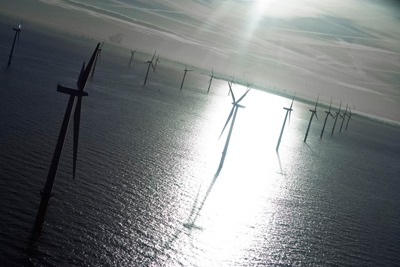 Dong Energy recently named Danish firm Vestas as its preferred turbine supplier for its Burbo Bank wind farm (photograph: Dong Energy)