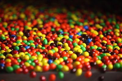Mars chocolate (photograph: Mars)