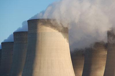 Cooling towers. Credit: Ulrich Mueller/Dreamstime.com