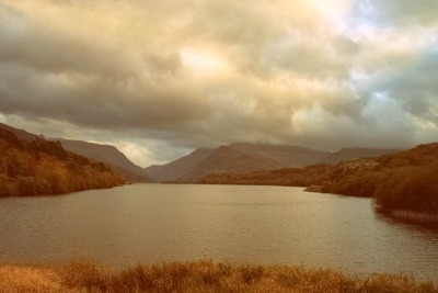 Wild populations of Arctic charr have been in decline at Llyn Padarn in Gwynedd (photograph: Andy Powell, CC BY 2.0)