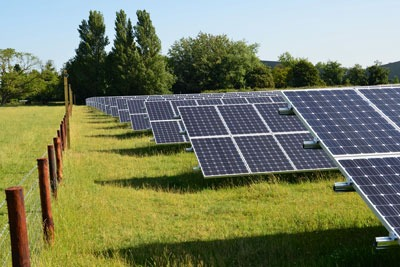 'No economic basis' for subsidy cuts say solar farm developers. Credit: Lightsource Renewable Energy