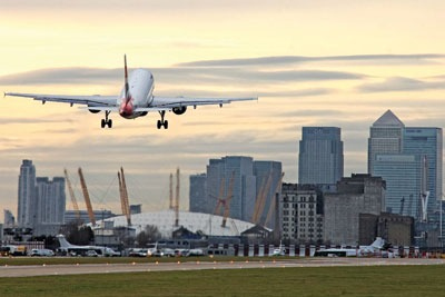 BA has chosen a site in Thurrock to host it's biofuels project. Credit: British Airways